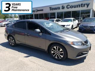 Used 2013 Honda Civic EX (A5) for sale in Smiths Falls, ON