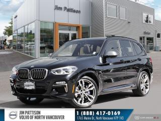 Used 2018 BMW X3 M40i - LOCAL - OWN OWNER - NO ACCIDENTS for sale in North Vancouver, BC