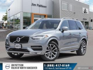 Used 2016 Volvo XC90 T6 Momentum - LOCAL - ONE OWNER for sale in North Vancouver, BC