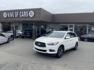 Used 2019 Infiniti QX60 ESSENTIAL WITH THEATER PACKAGE for sale in Langley, BC