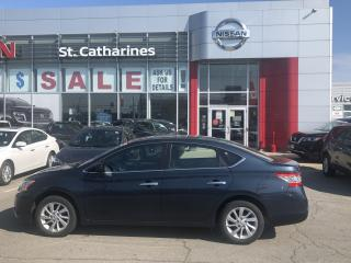 Used 2015 Nissan Sentra 1.8 SV for sale in St. Catharines, ON