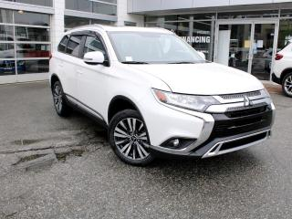 Used 2020 Mitsubishi Outlander EX S-AWC for sale in Surrey, BC