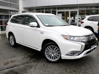 Used 2020 Mitsubishi Outlander Phev SEL S-AWC for sale in Surrey, BC