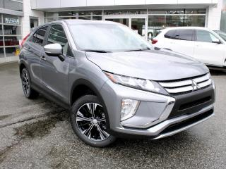 Used 2020 Mitsubishi Eclipse Cross LE AWD for sale in Surrey, BC