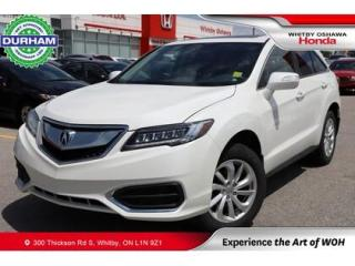 Used 2016 Acura RDX Base AWD 4dr for sale in Whitby, ON