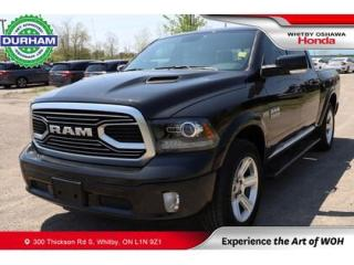 Used 2018 RAM 1500 Limited 4x4 Crew Cab 5'7  Box -Ltd Avail- for sale in Whitby, ON