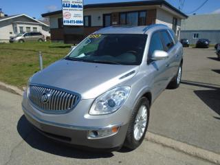 Used 2010 Buick Enclave CX for sale in Ancienne Lorette, QC
