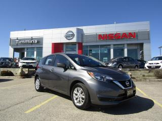 Used 2018 Nissan Versa Note SV for sale in Timmins, ON