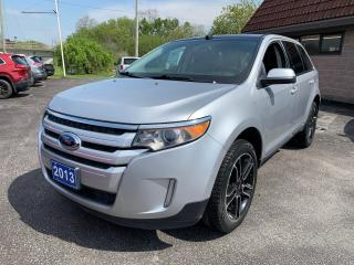 Used 2013 Ford Edge SEL for sale in Cobourg, ON