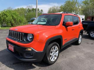 Used 2016 Jeep Renegade North for sale in Cobourg, ON