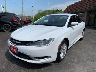 Used 2015 Chrysler 200 C for sale in Cobourg, ON