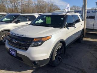 Used 2013 Ford Explorer SPORT for sale in Brockville, ON