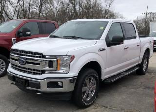 New 2020 Ford F-150 XLT for sale in Brockville, ON