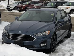 New 2019 Ford Fusion SE for sale in Brockville, ON