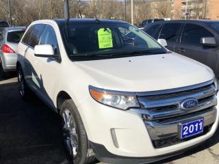 Used 2011 Ford Edge Limited for sale in Brockville, ON
