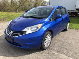 Used 2014 Nissan Versa Note SV for sale in Brockville, ON