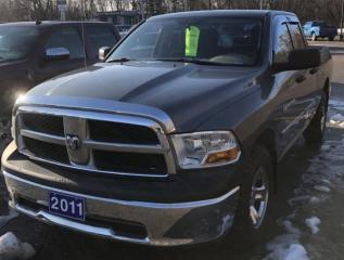 Used 2011 RAM 1500 for sale in Brockville, ON