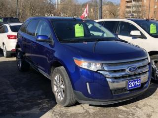 Used 2014 Ford Edge SEL for sale in Brockville, ON