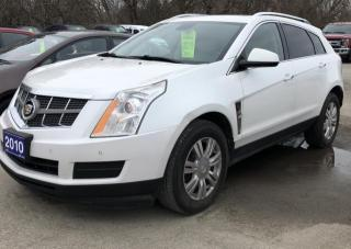 Used 2010 Cadillac SRX for sale in Brockville, ON