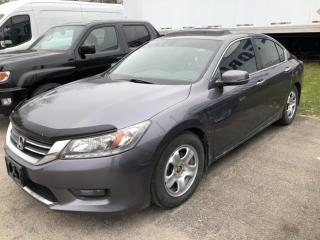 Used 2015 Honda Accord Touring for sale in Brockville, ON