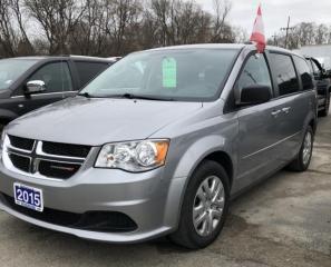 Used 2015 Dodge Grand Caravan SE/SXT for sale in Brockville, ON