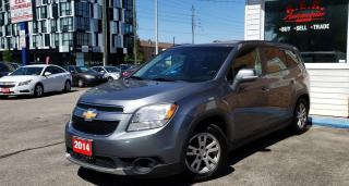 Used 2014 Chevrolet Orlando LT for sale in Oshawa, ON