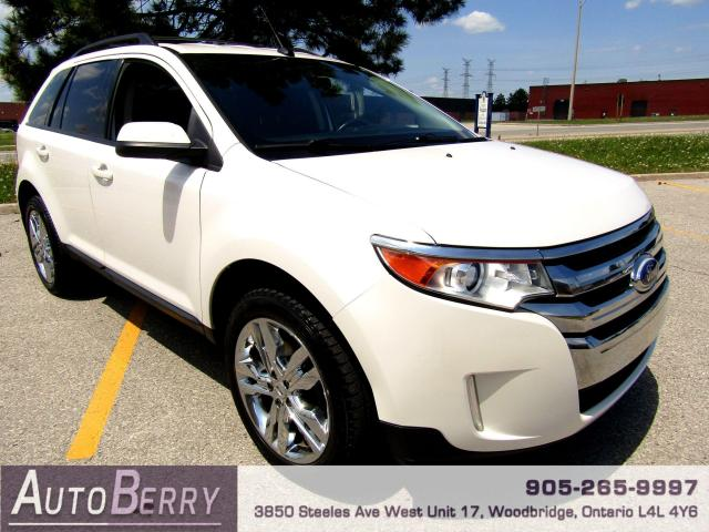 2013 Ford Edge SEL - AWD - 3.5L