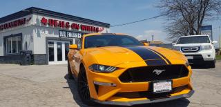 Used 2018 Ford Mustang GT Premium for sale in Oakville, ON