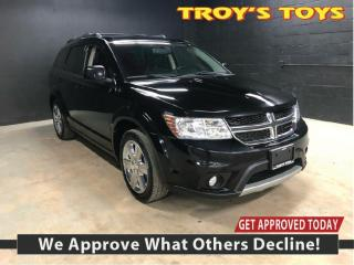 Used 2014 Dodge Journey Limited for sale in Guelph, ON