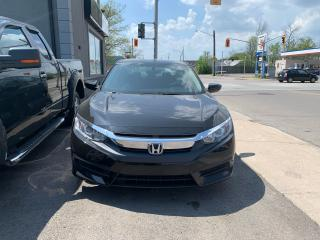 Used 2018 Honda Civic **LX**LOW KMS**REARVIEW CAMERA** for sale in Hamilton, ON