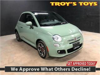 Used 2016 Fiat 500 Sport for sale in Guelph, ON