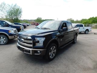 Used 2017 Ford F-150 King Ranch for sale in St. Thomas, ON