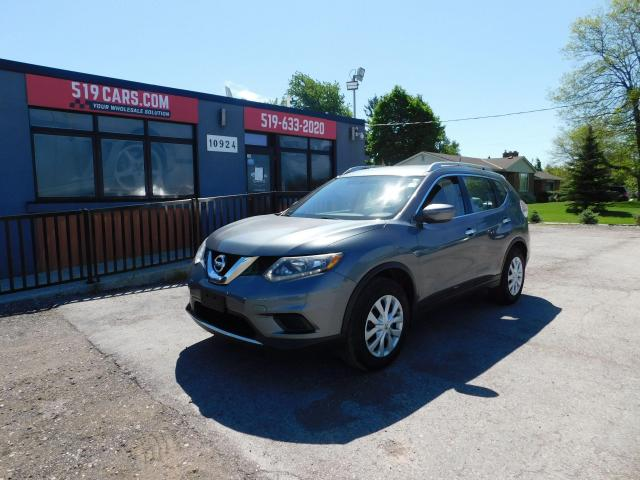2016 Nissan Rogue S|BACKUP CAMERA|BLUETOOTH|2 SETS OF TIRES