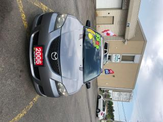 Used 2006 Mazda MAZDA3 for sale in Kitchener, ON