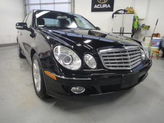 Used 2008 Mercedes-Benz E-Class ALL SERVICE RECORDS,NO ACCIDENT,NAVI,DIESEL for sale in North York, ON