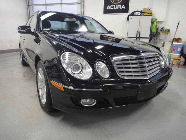 2008 Mercedes-Benz E-Class ALL SERVICE RECORDS,NO ACCIDENT,NAVI,DIESEL