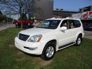 Used 2007 Lexus GX 470 ~ SAFETY INCLUDED for sale in Toronto, ON