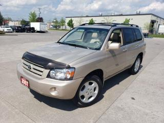 Used 2007 Toyota Highlander 7-Passenger for sale in Toronto, ON