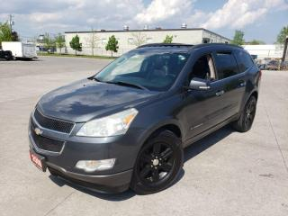 Used 2009 Chevrolet Traverse 7Pass, AWD, Only 131km, warranty availa for sale in Toronto, ON