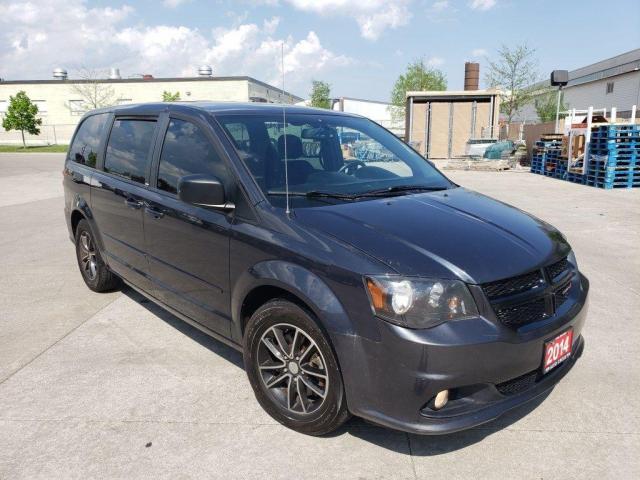 2014 Dodge Grand Caravan Black pkg, Stow&go, DVD, warranty avai