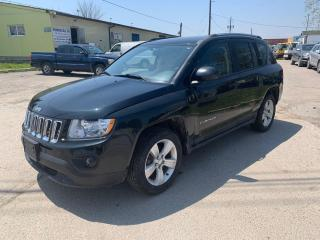 Used 2013 Jeep Compass NORTH for sale in Ajax, ON