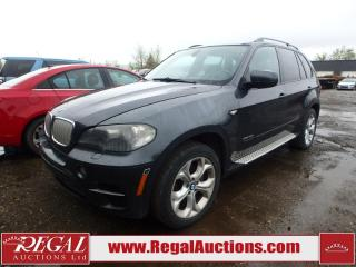 Used 2011 BMW X5 XDRIVE35D 4D Utility AWD 3.0L for sale in Calgary, AB