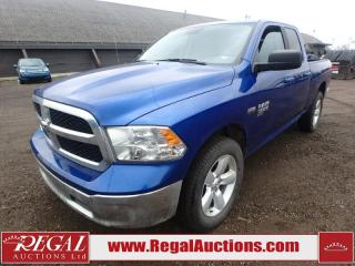 Used 2019 RAM 1500 Classic SLT QUAD CAB SWB 4WD 5.7L for sale in Calgary, AB