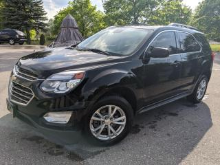 Used 2017 Chevrolet Equinox LT for sale in Brampton, ON