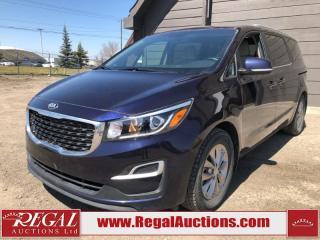 Used 2019 Kia Sedona LX 4D Wagon 3.3L for sale in Calgary, AB