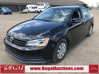 Used 2015 Volkswagen JETTA TRENDLINE + 4D SEDAN 2.0L for sale in Calgary, AB