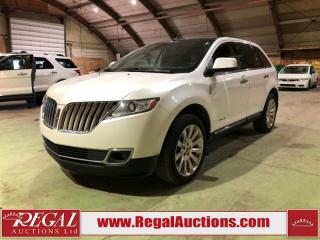 Used 2011 Lincoln MKX Limited Edition 4D Utility AWD for sale in Calgary, AB