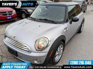 Used 2008 MINI Cooper HARDTOP for sale in Hamilton, ON