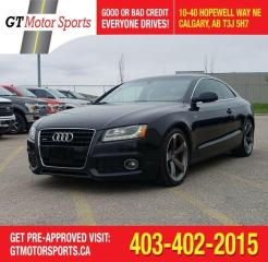 Used 2010 Audi A5 3.2L for sale in Calgary, AB