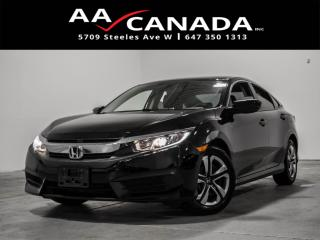 Used 2016 Honda Civic LX for sale in North York, ON